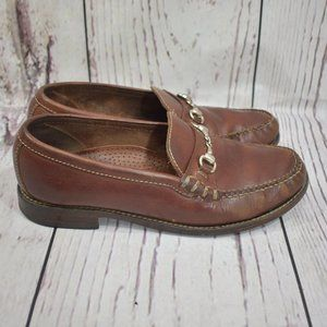 Cole Haan Country Loafers 8B Leather Slipon